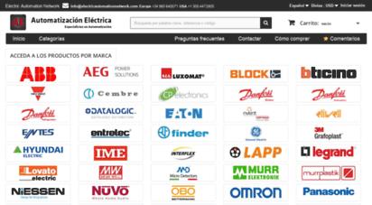 electricautomationnetwork.com - automatizacin eléctrica - la red de los especialistas en automatizacin