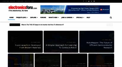 electronicsforu.com - electronics for you  if it´s electronics, it´s here