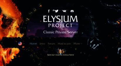 elysium-project.org -
