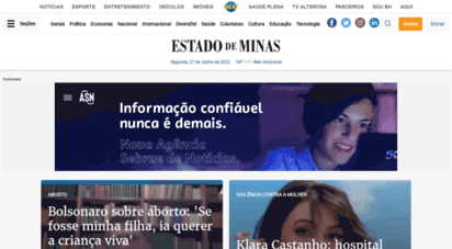 em.com.br - jornal estado de minas  notícias online
