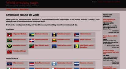 embassy-finder.com - the most accurate source for embassy information