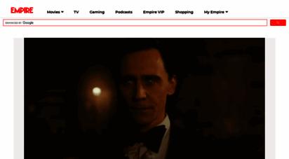 empireonline.com - empire - movies, tv shows & gaming  film reviews, news & interviews
