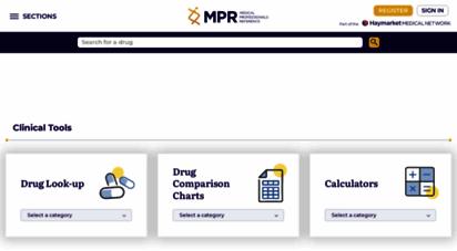 empr.com - prescription & otc drug info  side effects, interactions & dosages