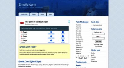 emsile.com - emsile.com  sarf, nahiv, fıkıh, hukuk, mantık ilimleri