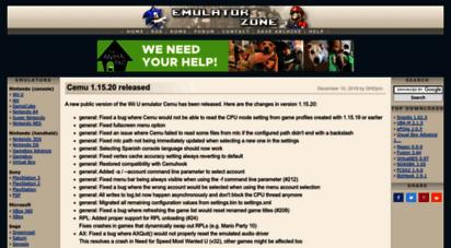 emulator-zone.com - the emulator zone - your source for emulation!