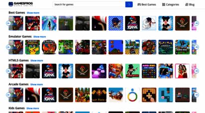 emulatorgames.online - play retro games online - emulator games online