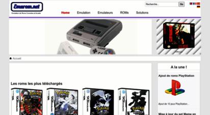emurom.net - emurom.net - emulation de roms consoles et arcade