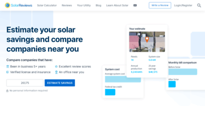 energyinformative.org - solar panels and home energy efficiency - energy informative