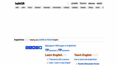 englishclub.com