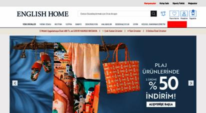 englishhome.com - english home - online alışveriş