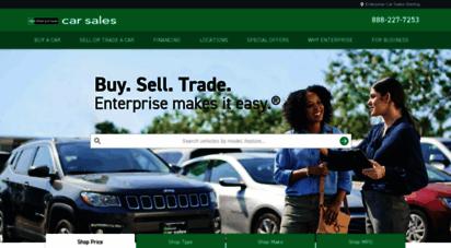 enterprisecarsales.com - enterprise car sales  find used cars online or at a dealership near you