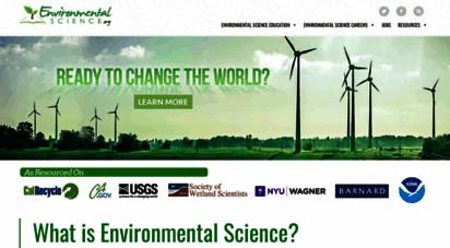 environmentalscience.org
