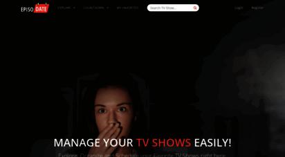 episodate.com