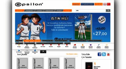epsilonyayinevi.com - epsilon yayınevi