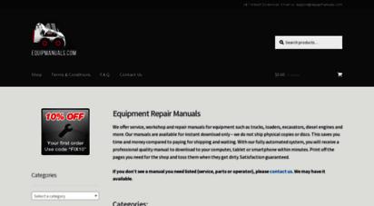equipmanuals.com - download pdf equipment repair manuals  equipmanuals