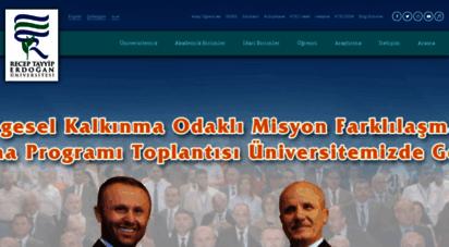 erdogan.edu.tr