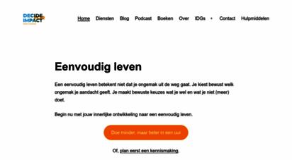 ernohannink.nl - erno hannink - auteur, spreker en mentor op online klanten aantrekken