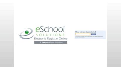 Welcome to Dcps eschoolsolutions com