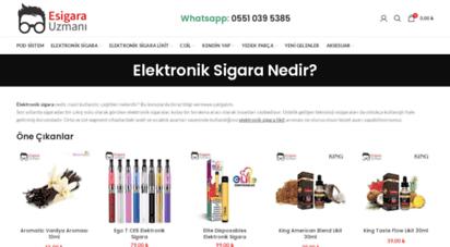 esigarauzmani.com - elektronik sigara, esigara türkiye satış: esigarauzmani.com
