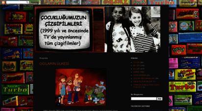 eskicizgifilmlerim.blogspot.com - çocukluğumuzun çizgi filmleri çizgi film izle