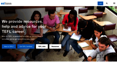 eslbase.com - eslbase.com - teach english as a foreign language
