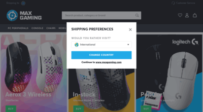 210ae44a741 Welcome to Esportstore.com - Gaming and esportstore - MaxGaming