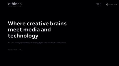 ethinos.com - digital marketing agency  social media marketing  online marketing company