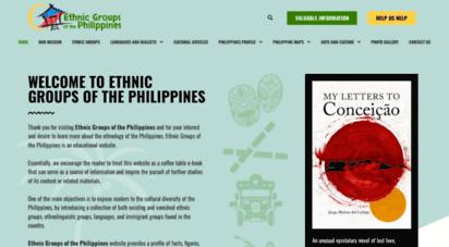 ethnicgroupsphilippines.com - ethnic groups of the philippines