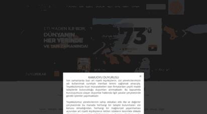 etimaden.gov.tr - eti maden işletmeleri gn.md. - ankara, turkey 90312 294 20 00