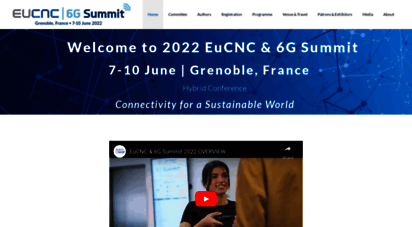 eucnc.eu - european conference on networks and communications