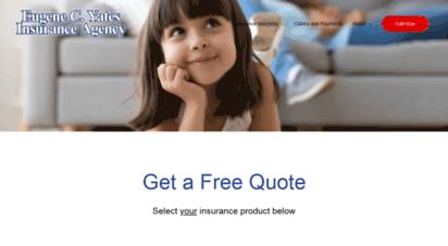 eugenecyates.com - sacramento insurance  get a free quote today  quick & easy
