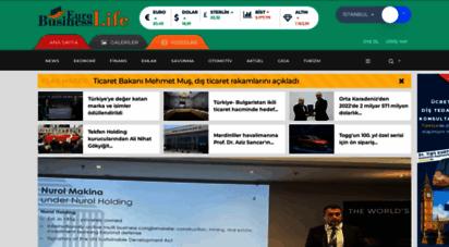 eurobusinesslife.com - euro business life  dünya´daki iş insanları ve şirket haber portalı