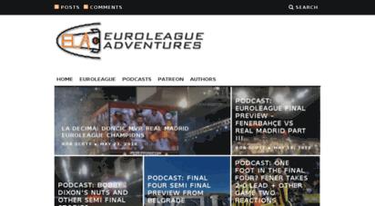 euroleagueadventures.com