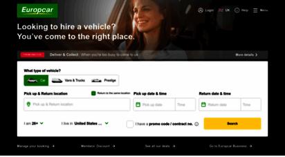europcar.co.uk -