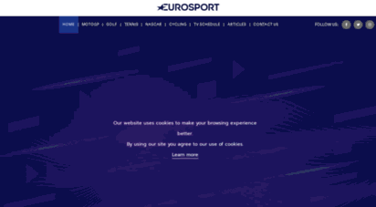 eurosport.co.in - eurosport