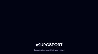 eurosport.it - eurosport - unsupported browser