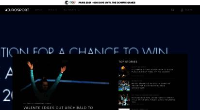 eurosport.pt - consumer site
