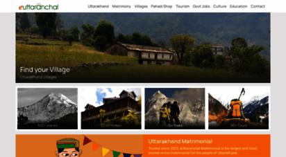 euttaranchal.com - euttaranchal - uttarakhand tourism, hotels, news, culture