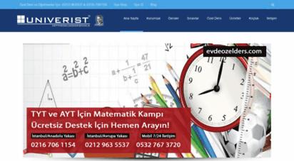 evdeozelders.com - özel ders hizmetleri  öğrenci ve eğitim koçluğu