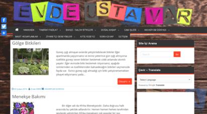 evdeustavar.com - evde usta var