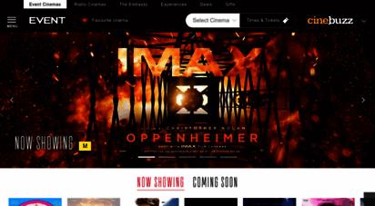 eventcinemas.co.nz - movies at event cinemas - auckland, hamilton, wellington, new plymouth, whangarei event cinemas