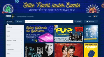 eventim.de - eventim: tickets & karten für über 200.000 events online kaufen