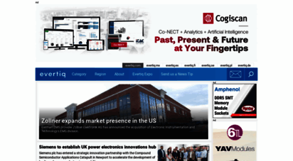 evertiq.com - evertiq - first in electronics news & expo