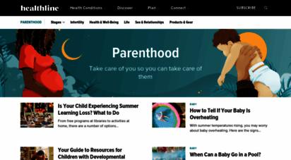 everydayfamily.com - healthline parenthood: parent-focused advice you can trust