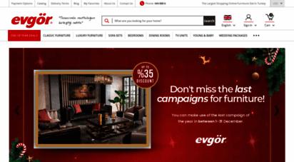 similar web sites like evgor.com.tr