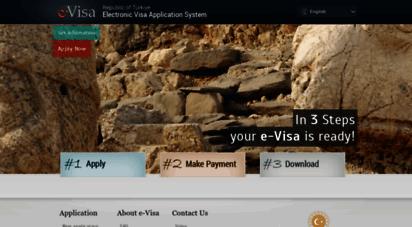 evisa.gov.tr -
