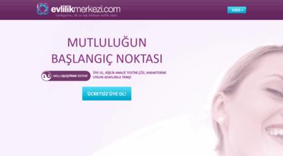 evlilikmerkezi.com - bilimsel evlilik sitesi  evlilikmerkezi.com