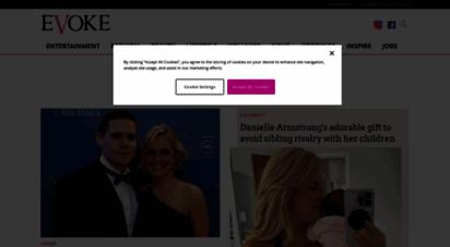 evoke.ie - evoke.ie  ireland´s premier website for irish females