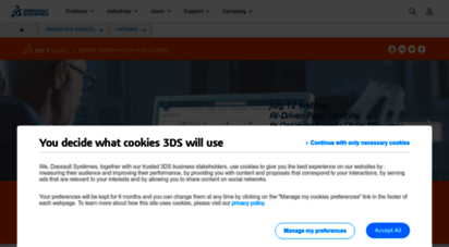 exalead.com - business anlytics  exalead - dassault systèmes
