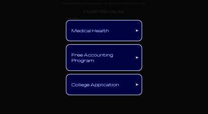 examform.online - examform.online